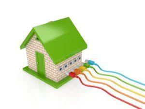 Pre-wire Home