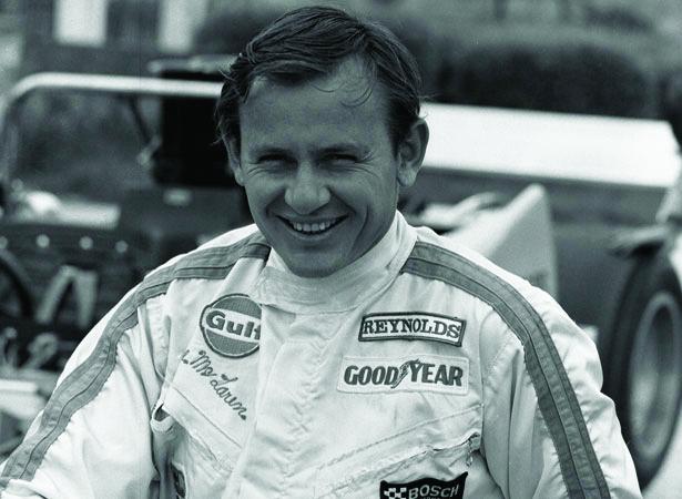 Motorsport - Bruce McLaren